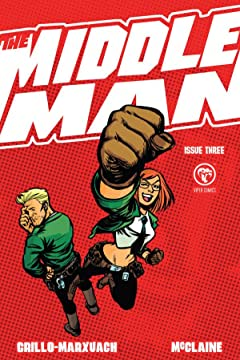 The Middleman #3
