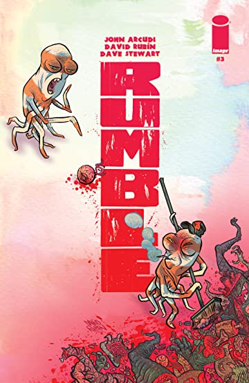 Rumble (2017) No.3
