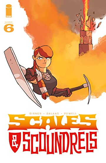 Scales & Scoundrels #6