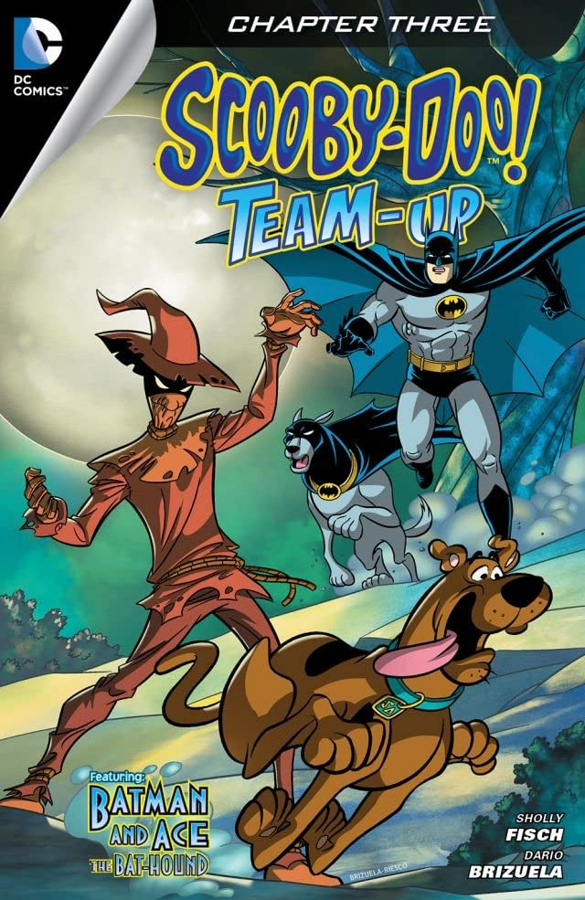 Scooby-Doo Team-Up (2013-) #3