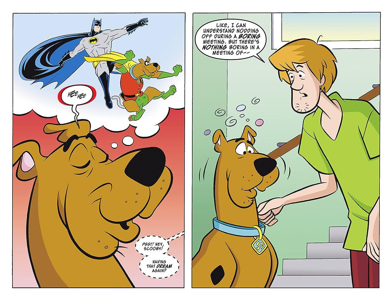 Scooby-Doo Team-Up (2013-) #3