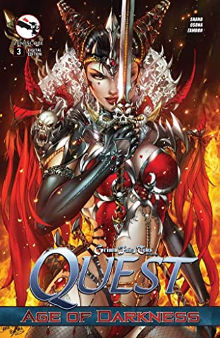 Grimm Fairy Tales : Quest #3 (of 5)