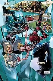Wonderland: Asylum #1 (of 5)