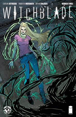 Witchblade (2017-) No.3