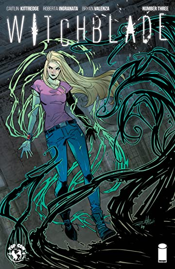 Witchblade (2017-) #3