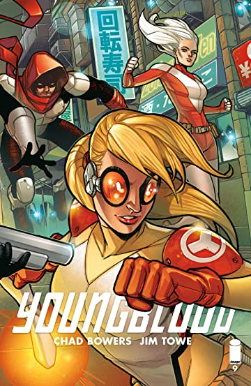 Youngblood (2017-) #9