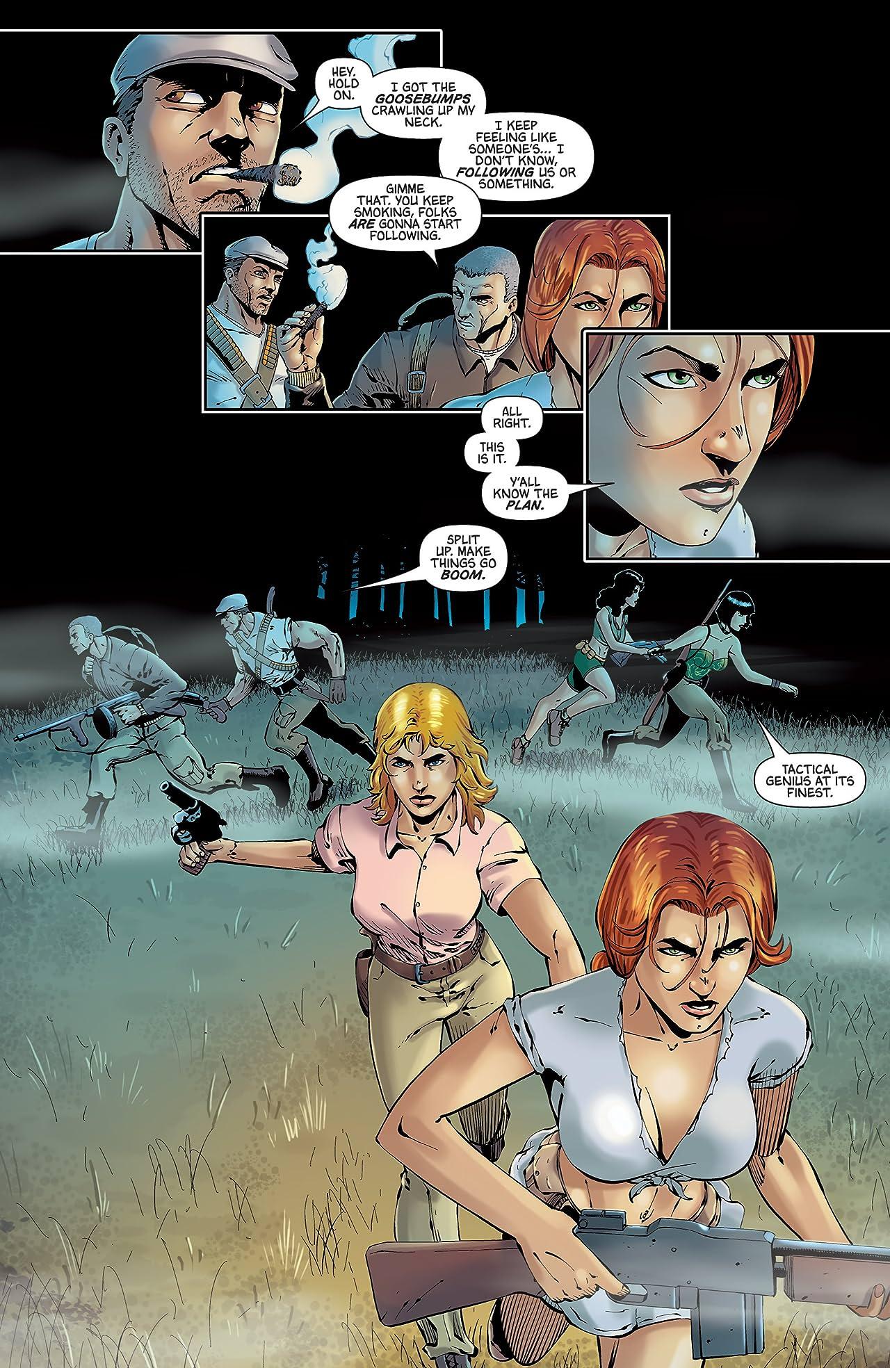 B.A.R. Maid #2 (of 5)