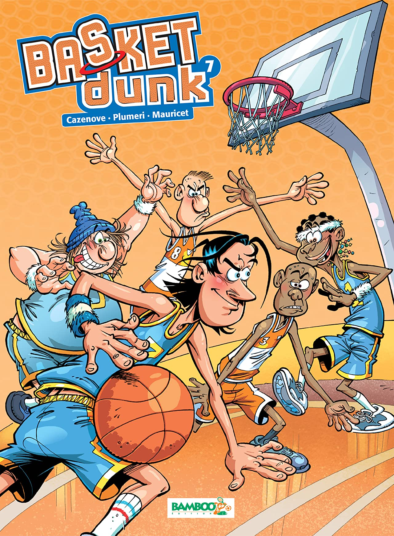 Basket Dunk Vol. 7