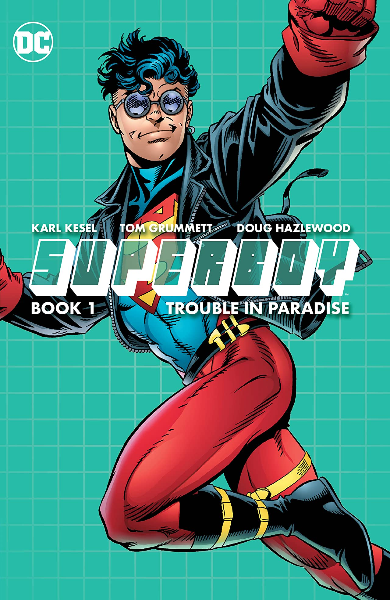 Superboy: Book One: Trouble in Paradise