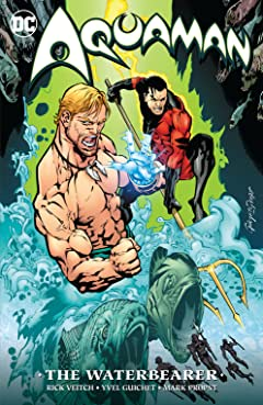 Aquaman: The Waterbearer (New Edition)