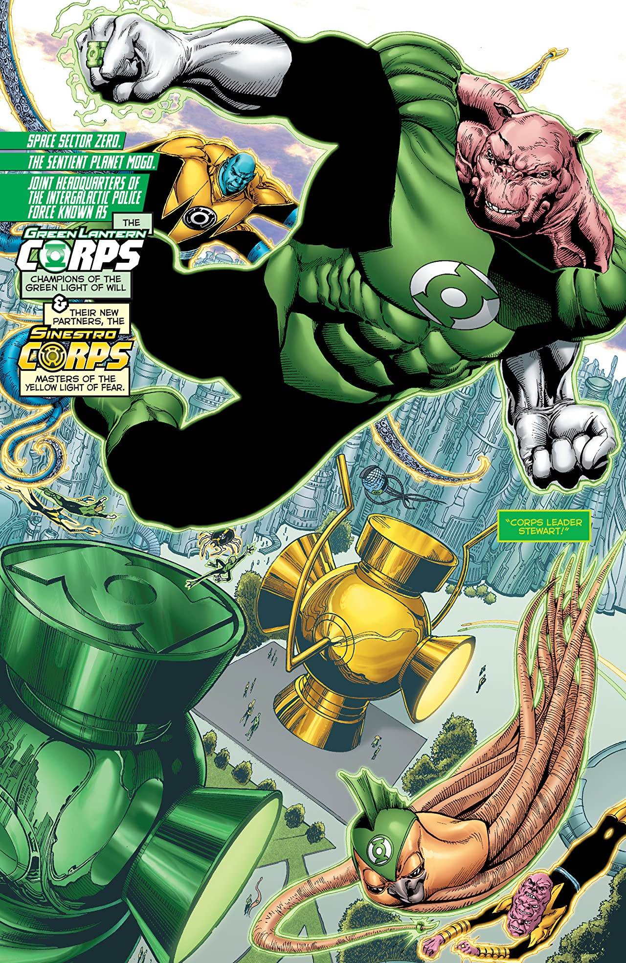 Hal Jordan and the Green Lantern Corps (2016-) Tome 4: Fracture