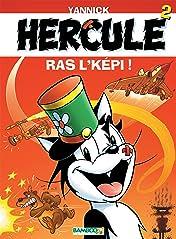 Hercule Vol. 2: Ras L'Képi !