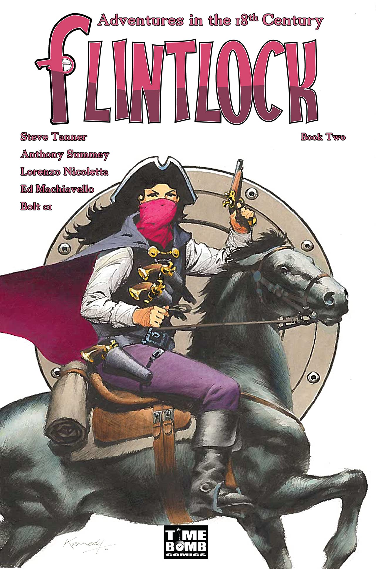Flintlock Vol. 2