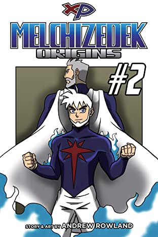 Melchizedek: King of Justice #0.2