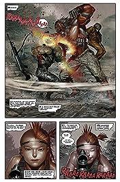 X-Force: Actes d'agression