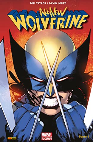 All-New Wolverine Vol. 1: Les quatre sœurs