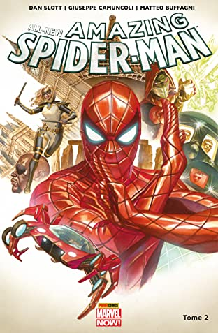 All-New Amazing Spider-Man Vol. 2: Le royaume de l'ombre