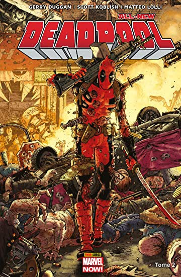 All-New Deadpool Vol. 2: Deadpool contre Dents de sabre