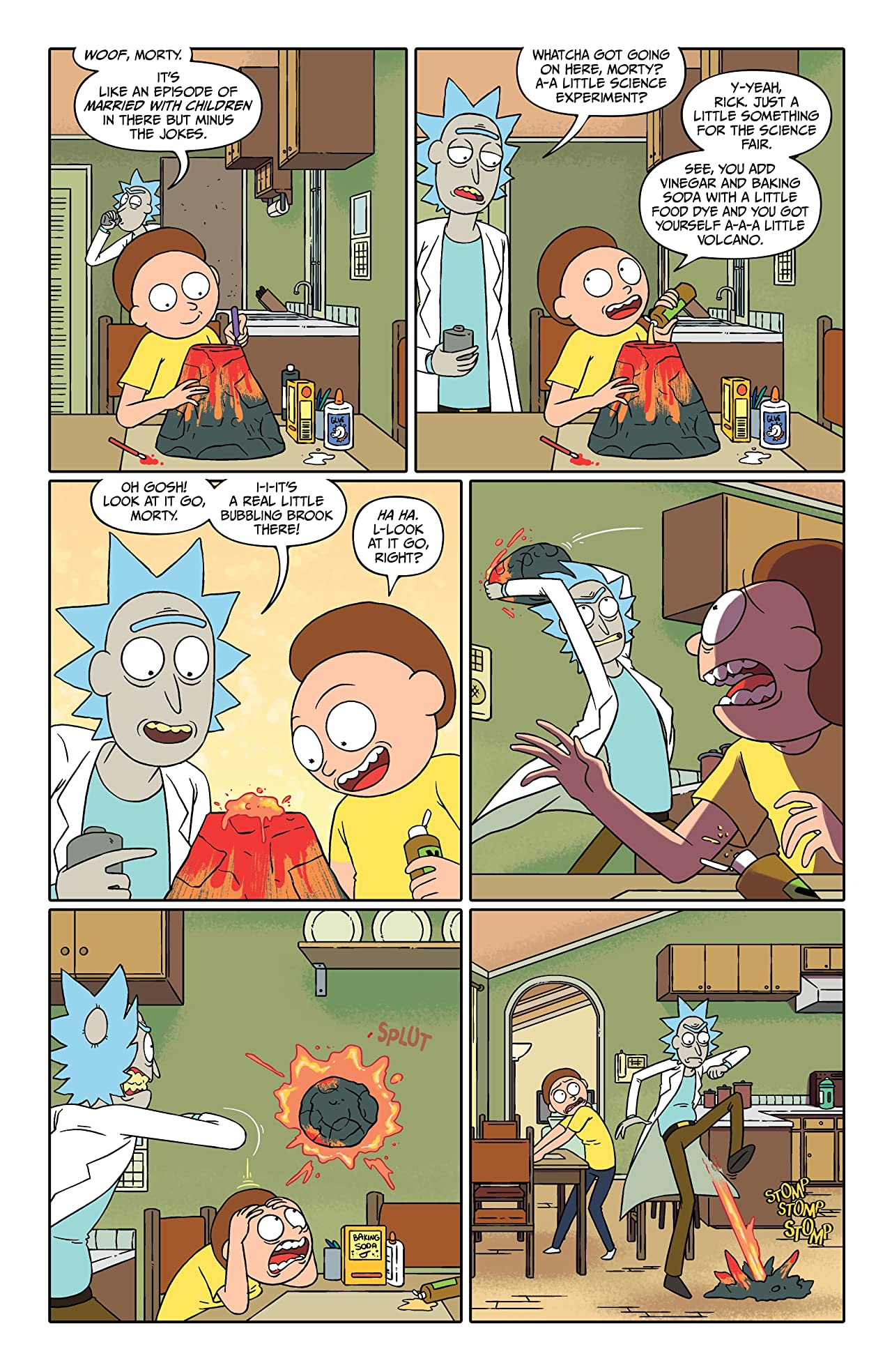 Rick and Morty Vol. 6