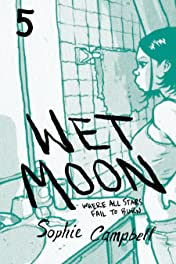 Wet Moon Vol. 5: Where All Stars Fail To Burn (New Edition)