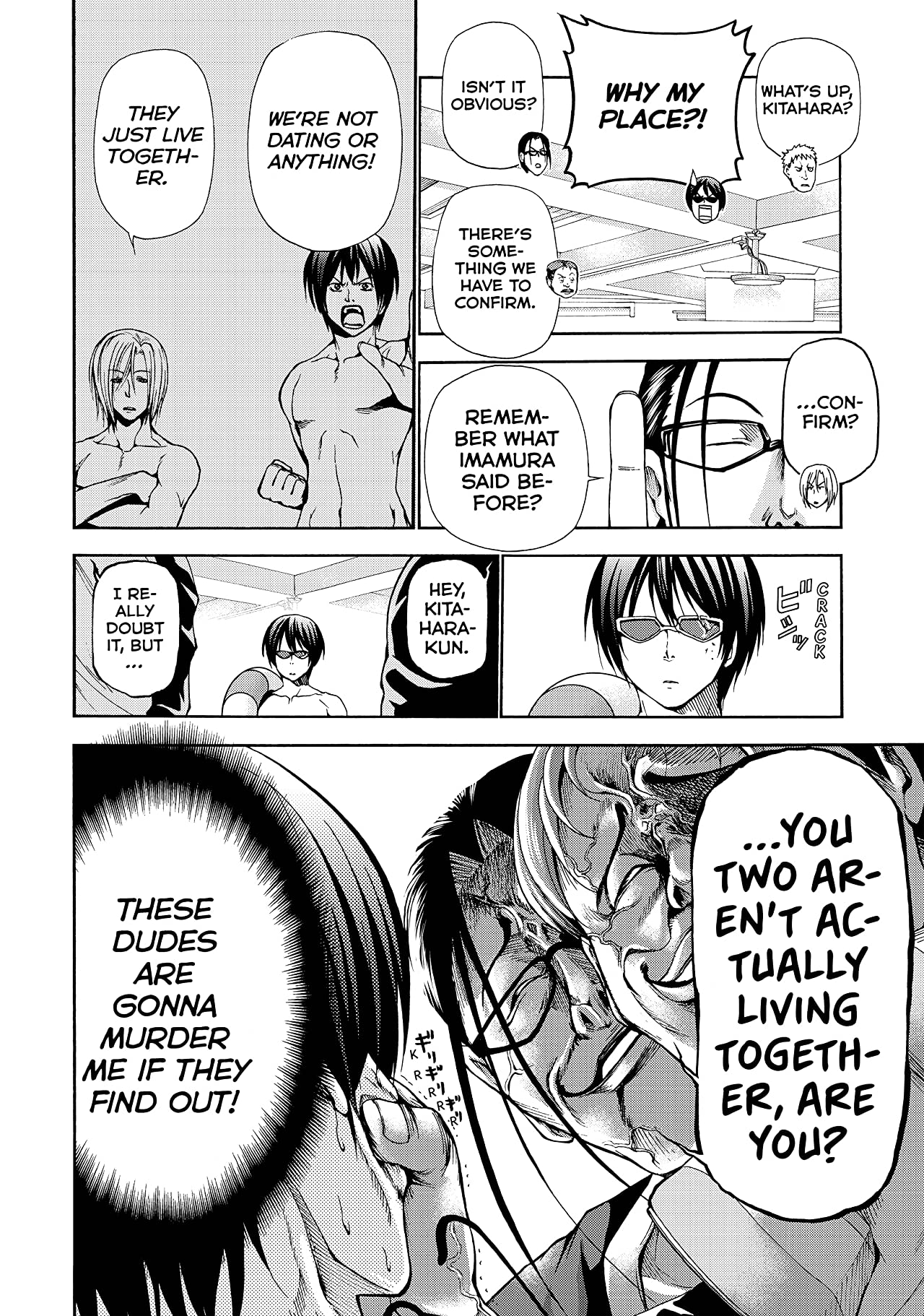 Grand Blue Dreaming Vol. 4