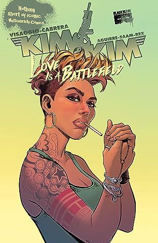 Kim & Kim Vol. 2: Love is a Battlefield