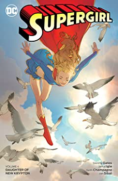 Supergirl (2005-2011) Vol. 4: Daughter of New Krypton
