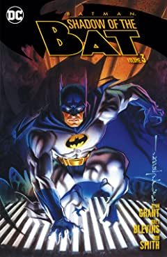 Batman: Shadow of the Bat Tome 3