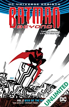 Batman Beyond (2016-) Vol. 2: Rise of the Demon