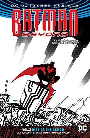 Batman Beyond (2016-) Tome 2: Rise of the Demon