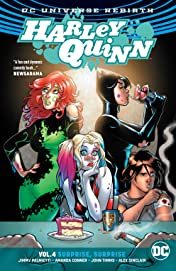 Harley Quinn (2016-) Vol. 4: Surprise, Surprise