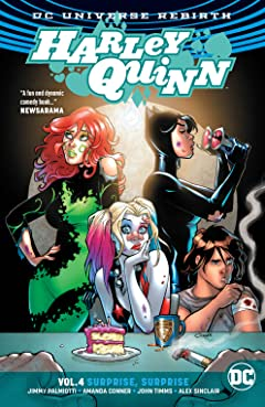 Harley Quinn (2016-) Tome 4: Surprise, Surprise