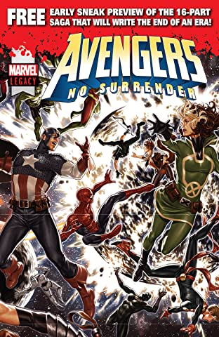 Avengers: No Surrender Free Preview