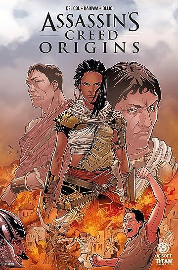 Assassins Creed Comic Book