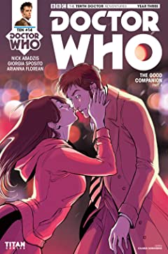 Doctor Who: The Tenth Doctor #3.14