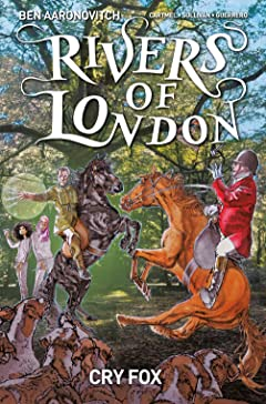Rivers of London: Cry Fox No.4