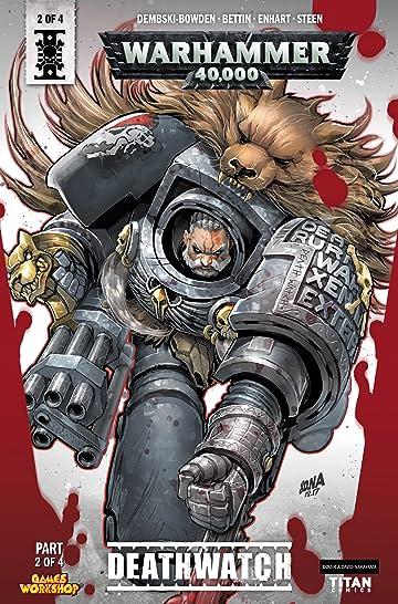 Warhammer 40,000 Deathwatch #2