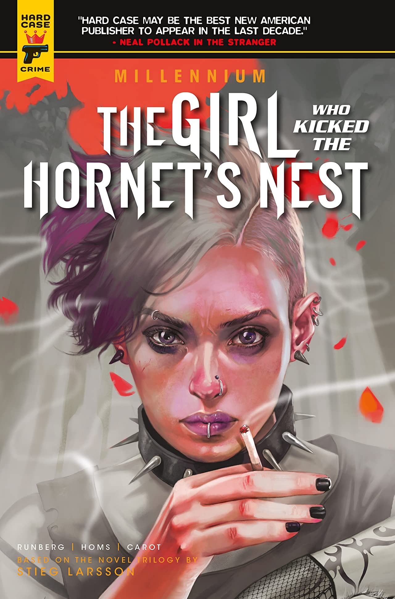 The Girl Who Kicked the Hornet's Nest Tome 3: Millennium Volume