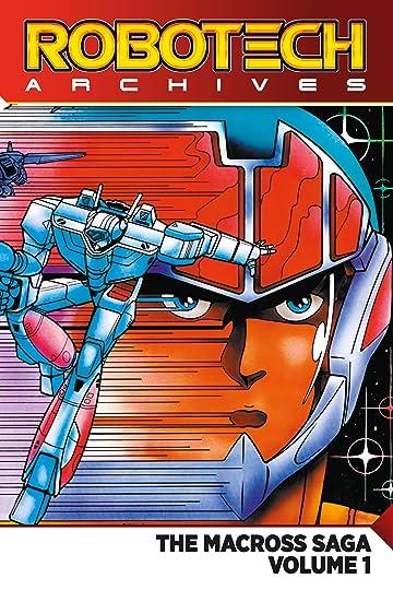 Robotech Archives: Macross Vol. 1