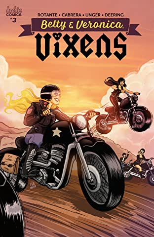 Betty & Veronica Vixens #3