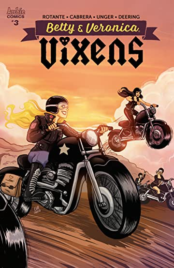 Betty & Veronica Vixens No.3