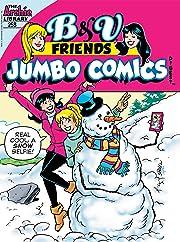 B & V Friends Comics Digest #258