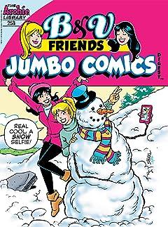 B & V Friends Comics Digest No.258