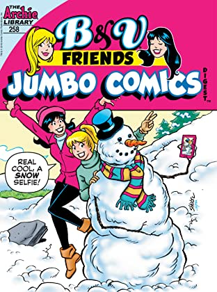 B & V Friends Comics Digest #258