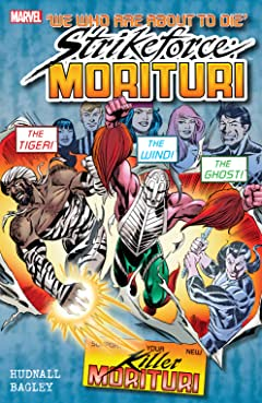 Strikeforce: Morituri Vol. 3