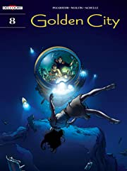 Golden City Vol. 8: Survivors of the Deep