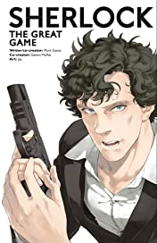 Sherlock: The Great Game Vol. 3