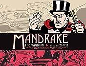 Mandrake The Magician: The Fred Fredricks Sundays Volume 1 - The Meeting of Mandrake and Lothar