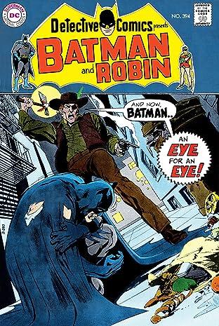 Detective Comics (1937-2011) #394