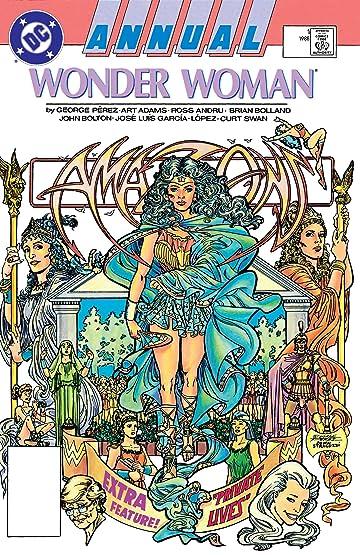 Wonder Woman (1987-2006) Annual #1